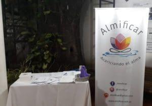 Lanzamiento de la Asociación Civil Almificar – Acariciando el Alma