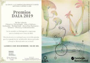 PREMIO SOLIDARIDAD 2019